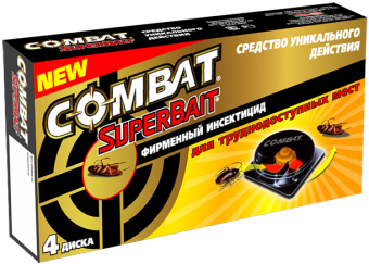 COMBAT SuperBait 4