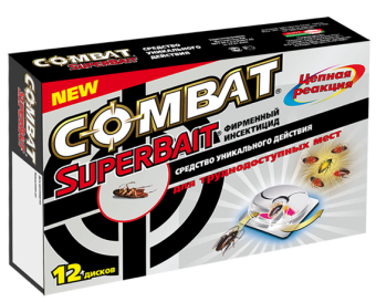 COMBAT SuperBait 12